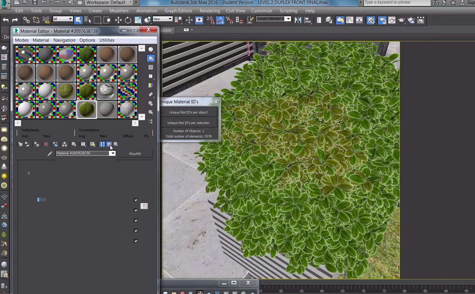 3dsMax ] Lean how to create Realistic Vegetation by using