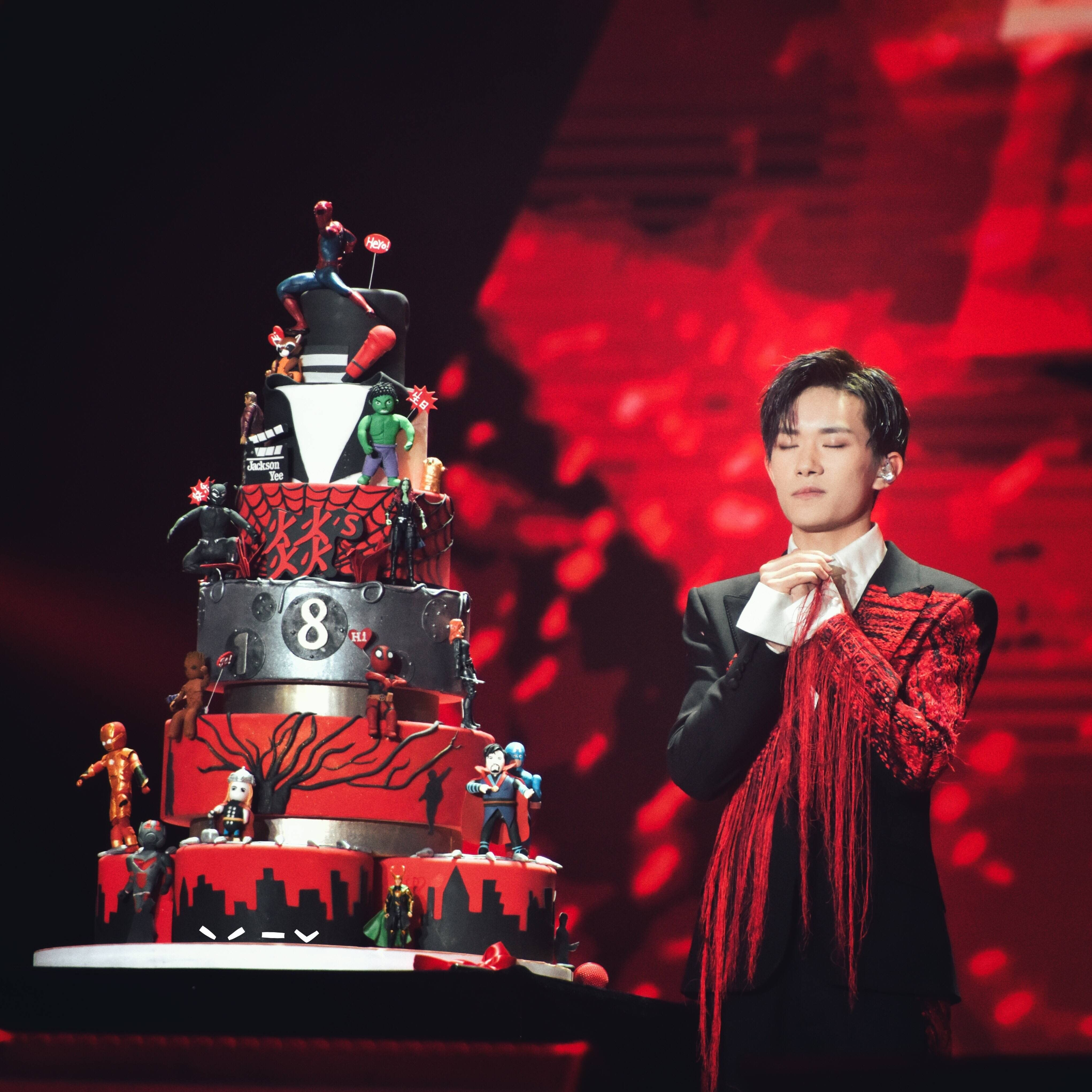 Ghim trên Jackson's Birthday 18th《燚's》Adult Ceremony