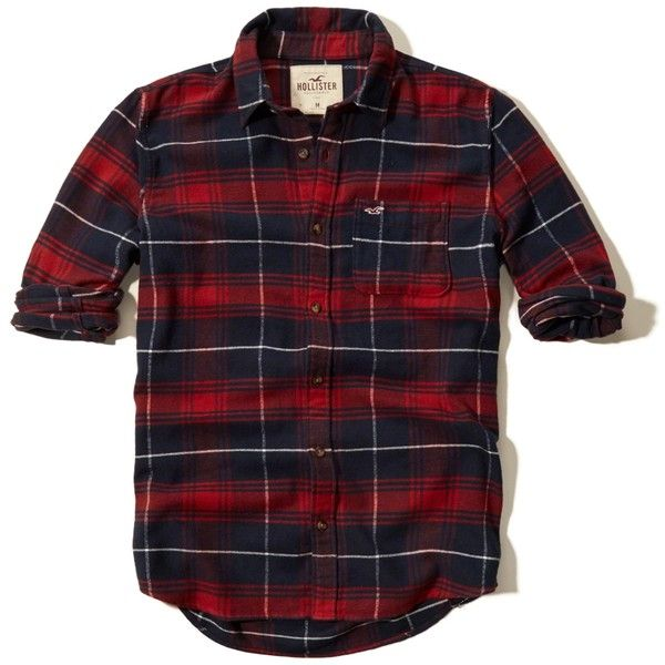 Plaid Flannel Shirt Guys Tops ❤ liked on Polyvore featuring tops, plaid flannel shirt, tartan flannel shirt, logo shirts, sleeve shirt and slimming tops