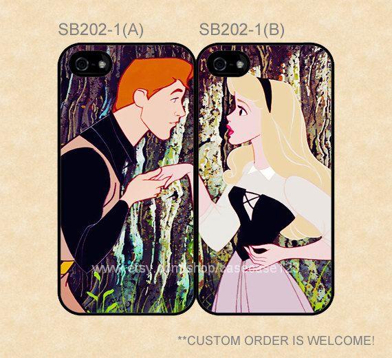 Castello Disney iPhone 4/4S Cover