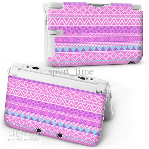 Wholesale Nintendo 3DS XL Cases Protector Cover Fashion Cases Various Choice Vintage Pink Lovely Cute Cover, Free shipping, $4.2/Piece | DHgate