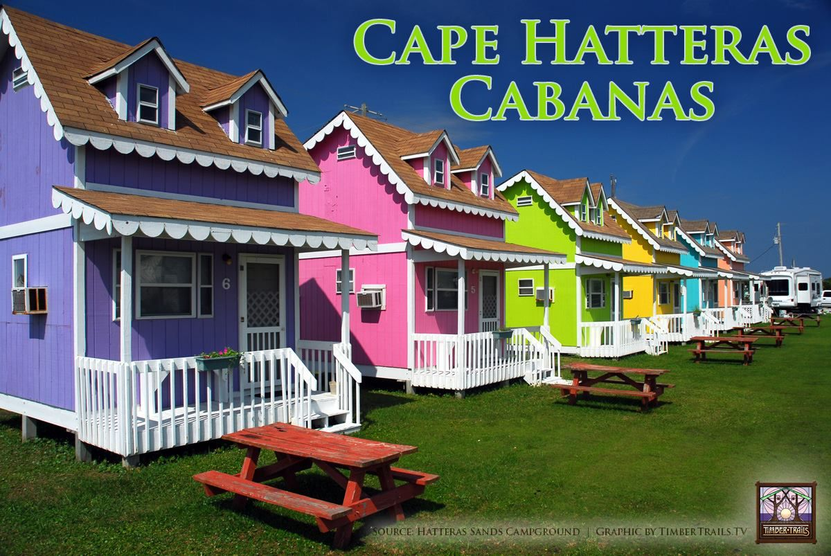 Cape hatteras cabanas cute little tiny houses for for Hatteras homes