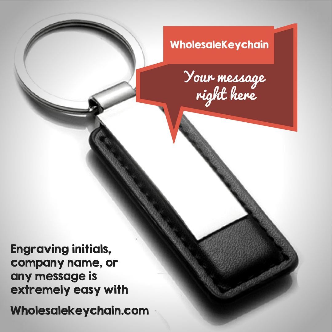 Choose From Hundreds Of Keychains With Custom Engraving Option At