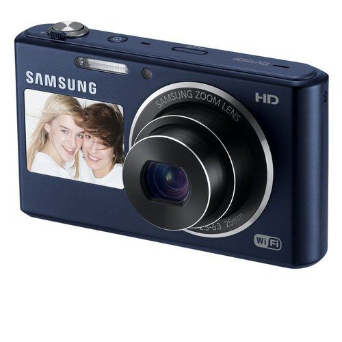 Samsung DV150F 16.2MP Smart WiFi Digital Camera. Starting