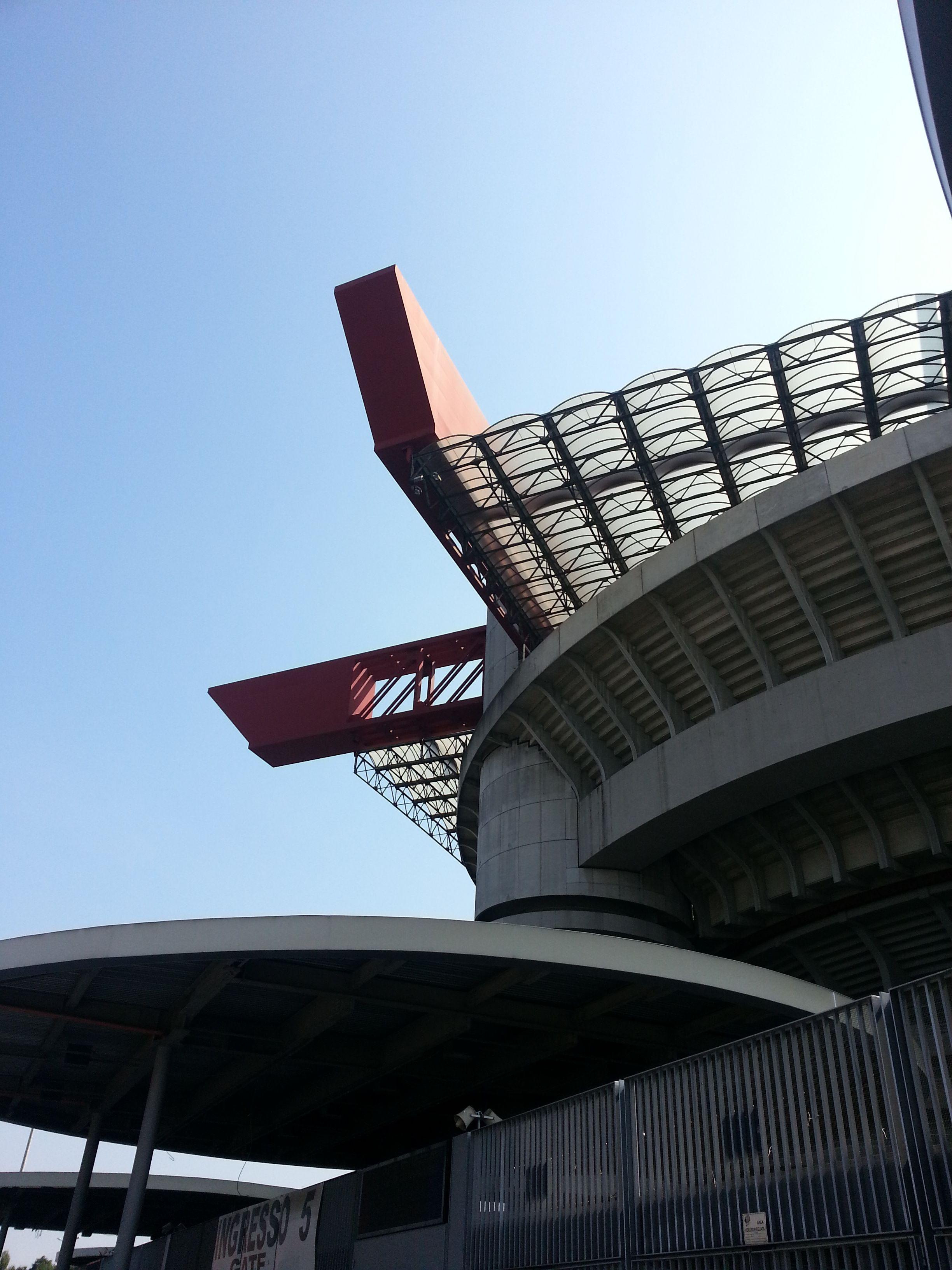 la Scala del Calcio -Stadio Meazza [San Siro]