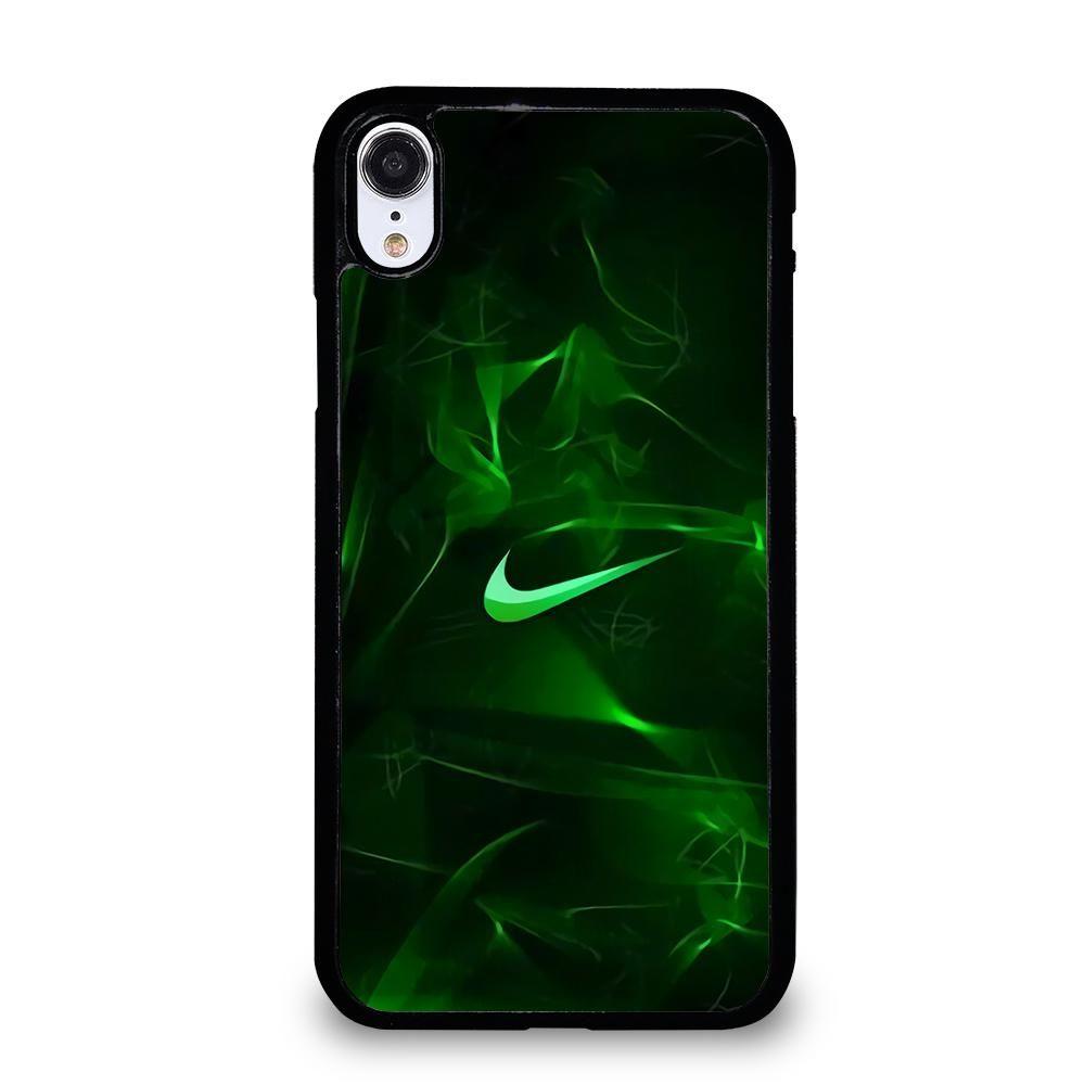 Nike green 2 iphone xr case