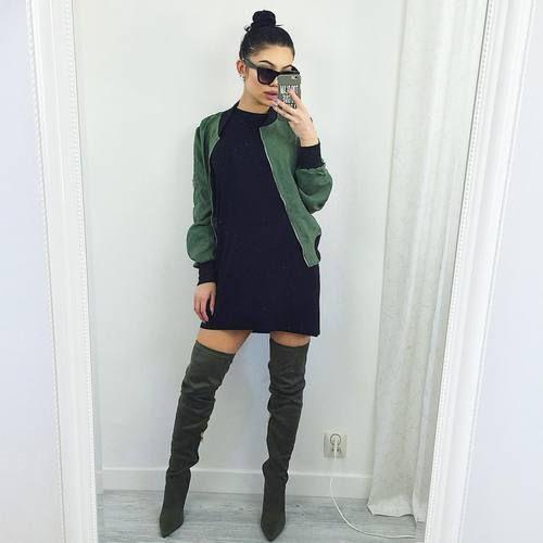 8d0a29255a 12 Outfits ligeros para chicas friolentas en 2018
