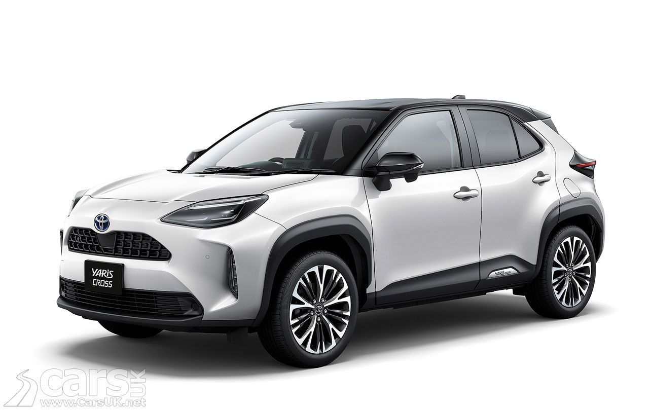 Toyota Yaris Cross Compact Suv Goes On Sale But Only In Japan For Now Cars Uk In 2020 Compact Suv Yaris Best Compact Suv