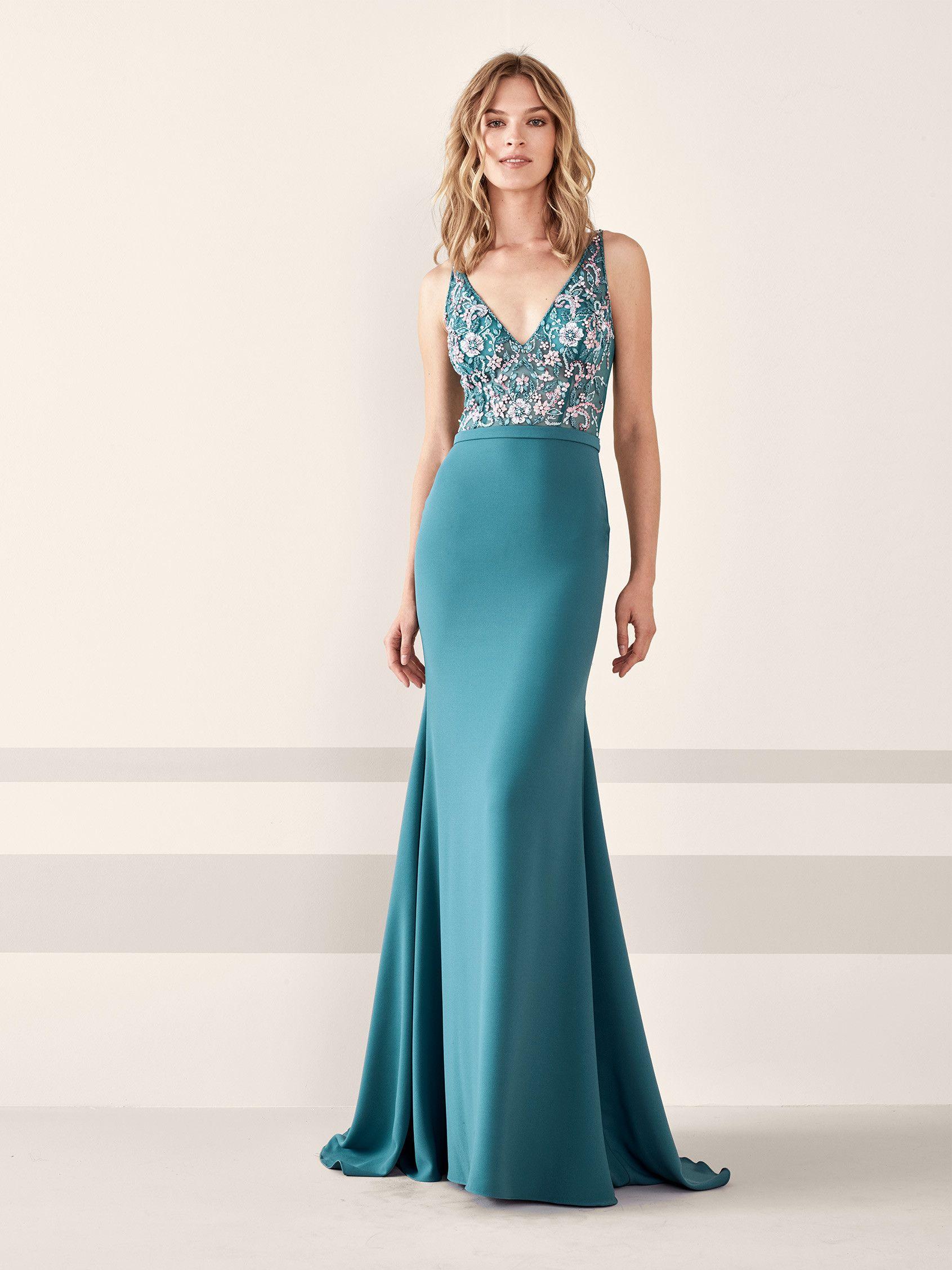 Silver sequins embellished dress