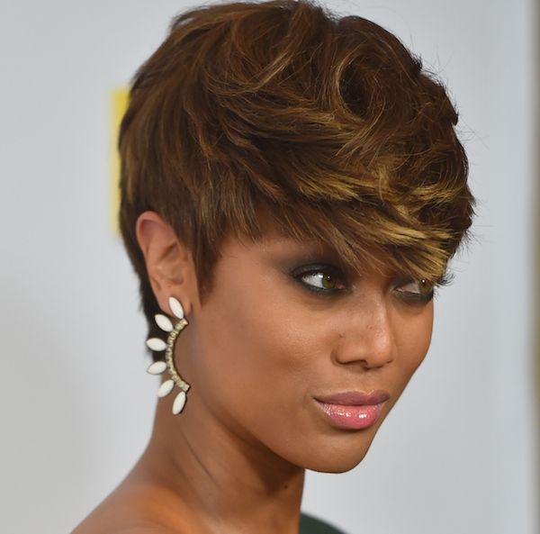 Phenomenal 1000 Images About Bada Testa On Pinterest Hair Hacks Tyra Bank Short Hairstyles Gunalazisus