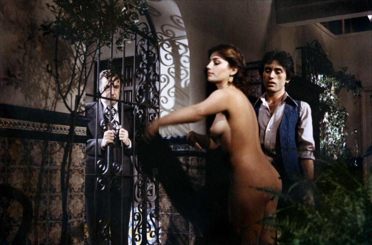 "Angela Molina Sexy fernando rey, angela molina in ""cet obscur objet du désir"