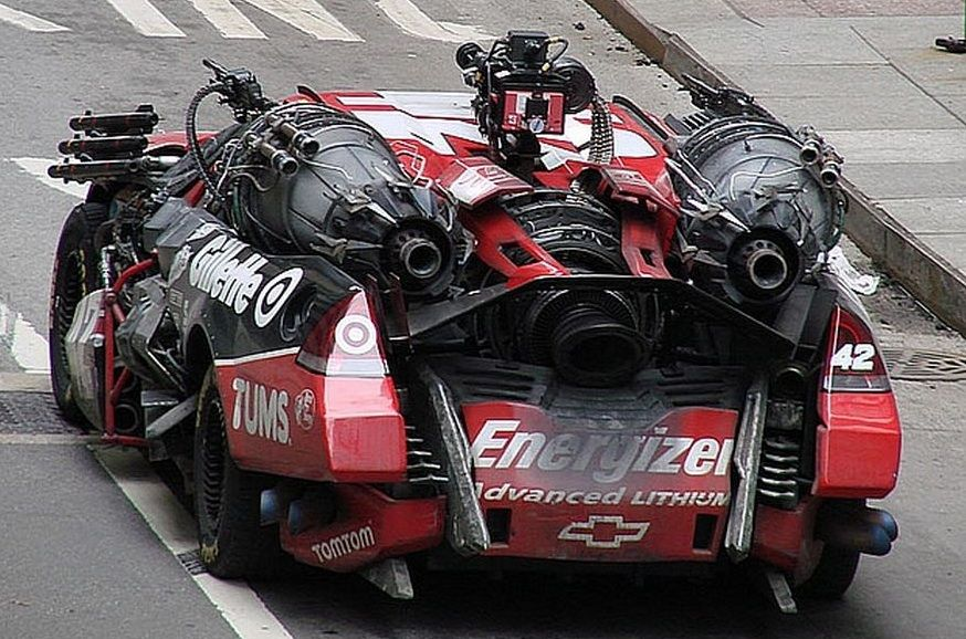 Cars Used In Filming Transformers 3 Dark Of The Moon