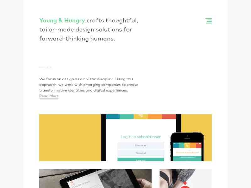 Young & Hungry - Media Queries