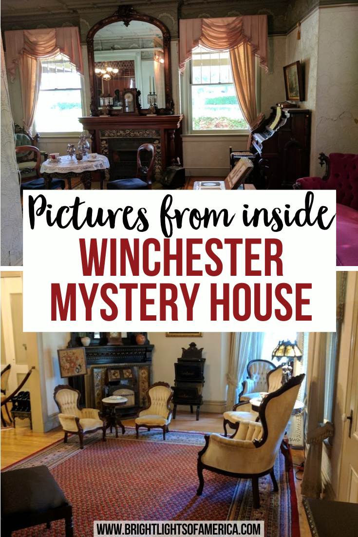 Winchester House Virtual Tour Pictures From Inside Winchester House Winchester Mystery House Winchester