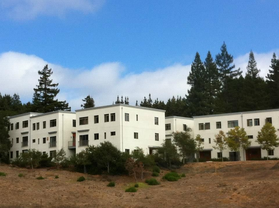 The View Of Stevenson Apartments Looks Almost As Nice From Stunning Bay Knoll Ucsc