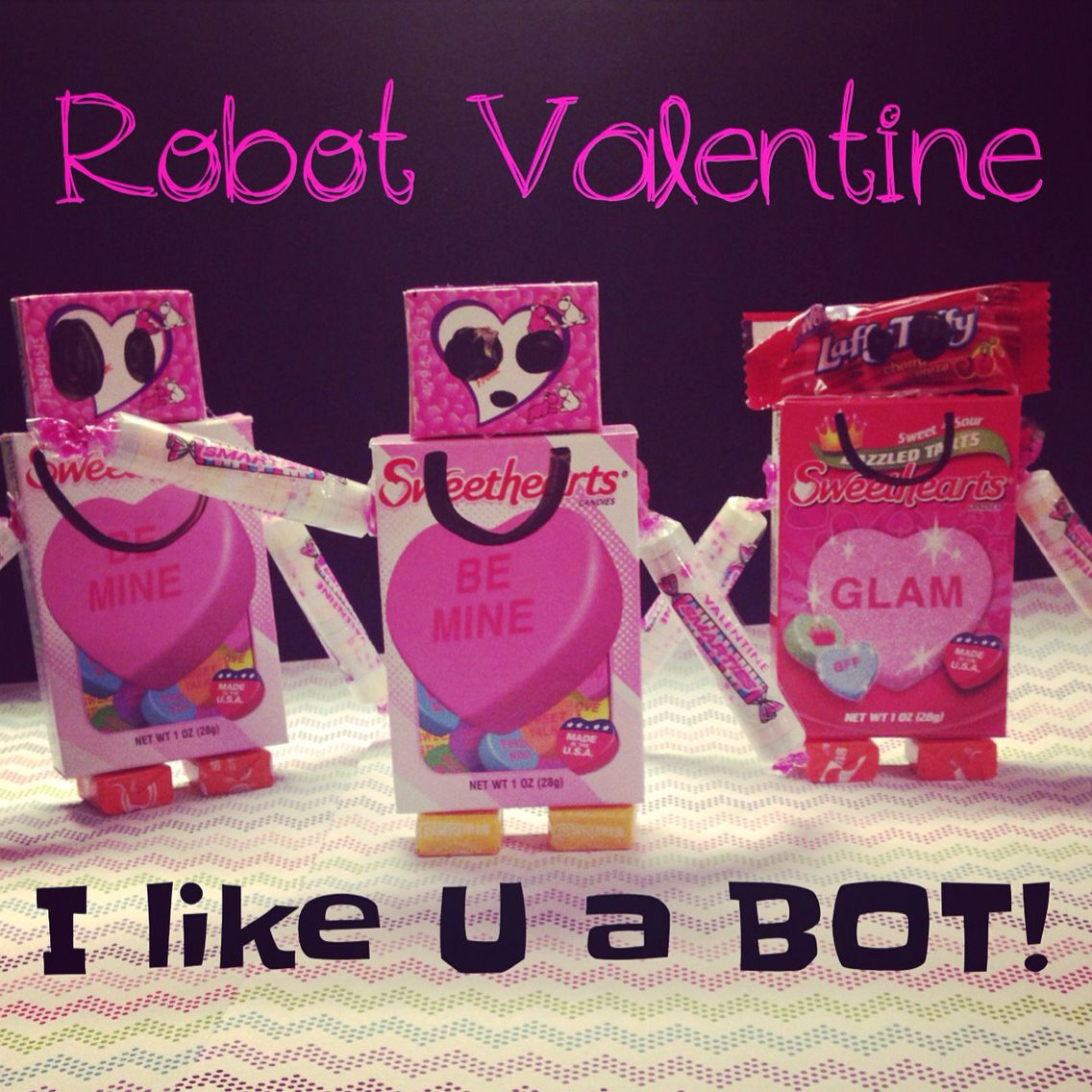 Robot Love: Valentine