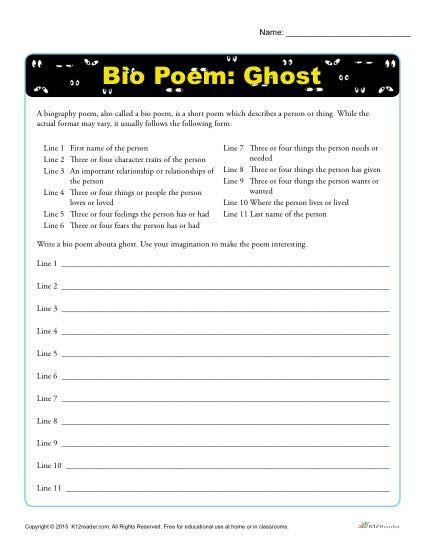 Halloween Writing Activity Halloween Worksheets And