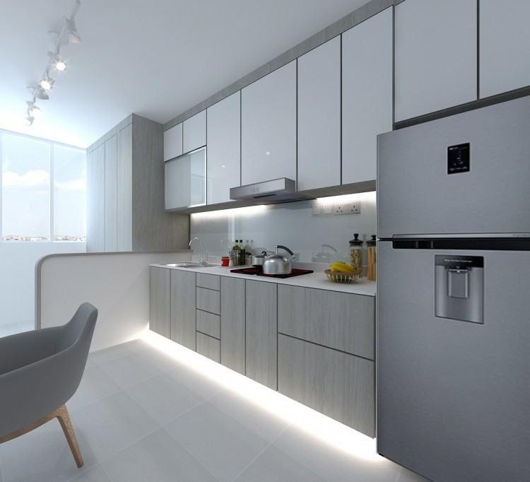 Hdb Kitchen Cabinet Ideas | Kitchen decor modern, Kitchen ...