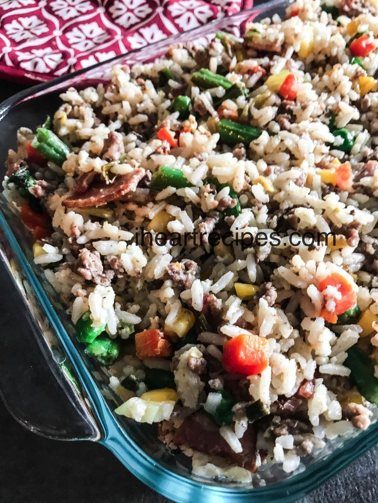 Poor Man S Fried Rice I Heart Recipes Recipe Fried Rice Fried Rice Easy Recipes