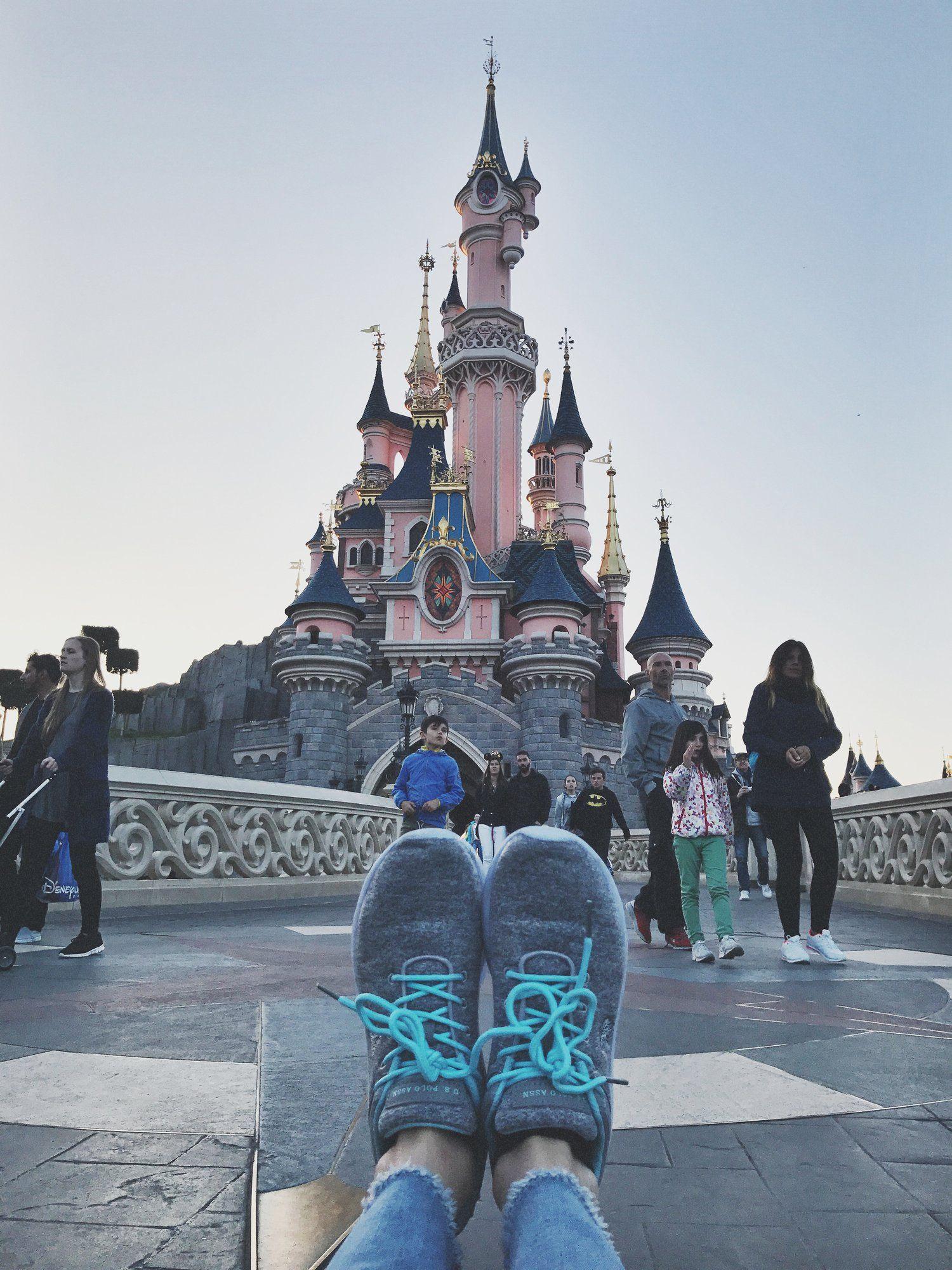 Disneyland Paris wanderinsoles france paris bucketlist disney travel