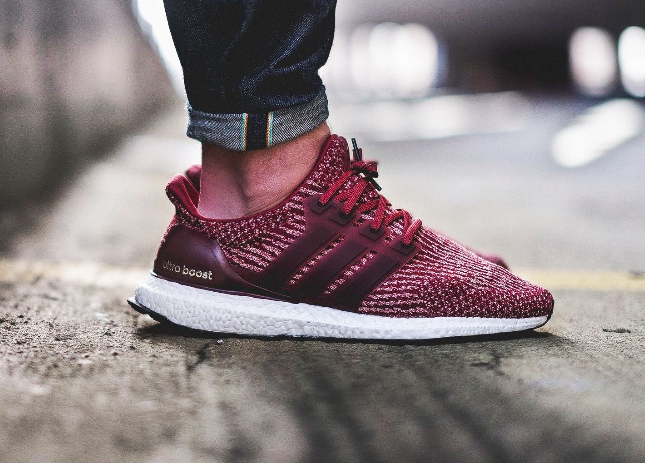 38ae0a4008ae9 Adidas Ultra Boost 3.0 - Burgundy - 2016 (by thomas 1986) Clean and care  for your sneakers with shoe trees by Sole Trees  Sneakers  ShoeTrees   SoleTrees   ...