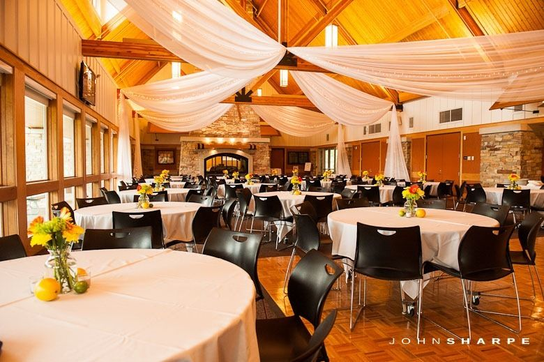 Cheap Wedding Ceremony And Reception Venues Mn: Elm Creek Chalet │ Maple Grove MN Wedding Venue │Yellow