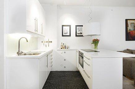 Klein Appartement Inrichting : Inrichting klein appartement ideeën voor het huis