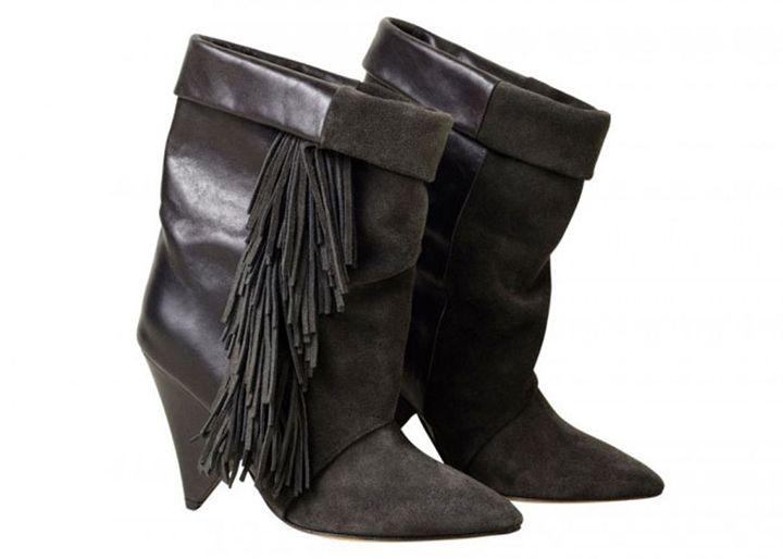 Sania Claus Demina / Isabel Marant pour H&M boots //  #Fashion, #FashionBlog, #FashionBlogger, #Ootd, #OutfitOfTheDay, #Style