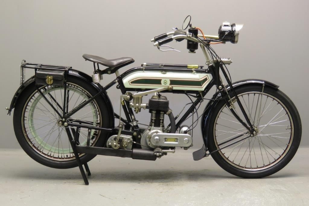 Triumph 1920 Model H 550cc 1 Cyl Sv 2711 Yesterdays Classic Motorcycles Vintage Bikes Triumph Motorcycles
