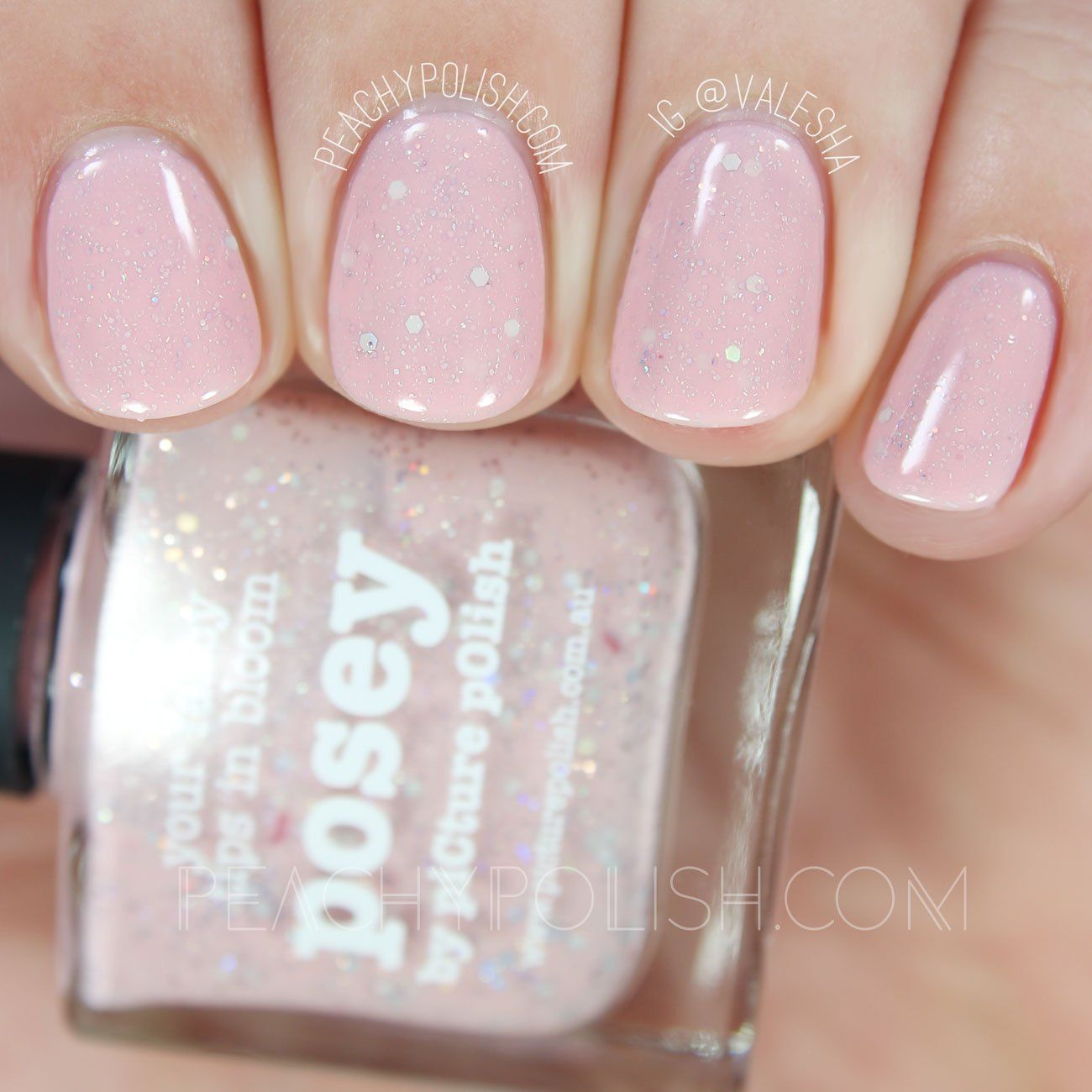 piCture pOlish Posey | Spring 2016 | Peachy Polish | Nails ...