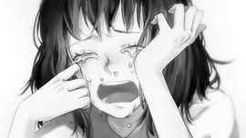 Fille Qui Pleure Fille Qui Pleure Fille Triste Image Triste