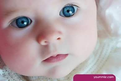 So Cute Baby With Blue Eyes Sweet Baby Wallpaper