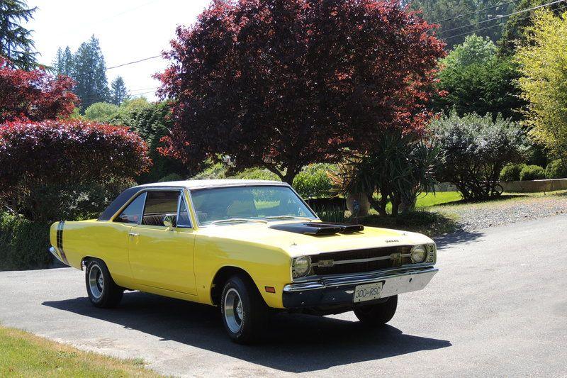 1969 Dodge Dart For Sale By Owner Parksville Bc Oldcaronline