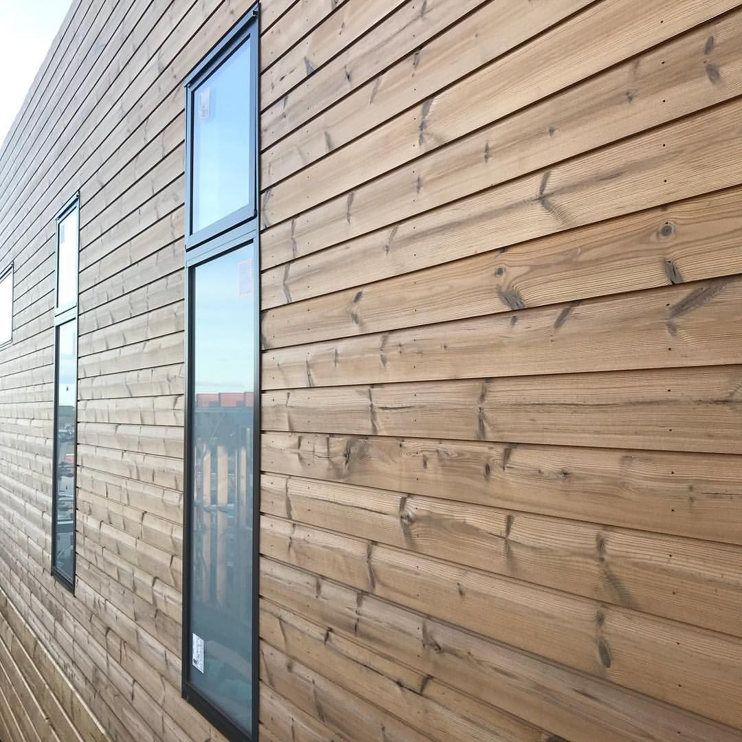 Einfaches hausdesign 2018 our carpenters have just completed a timber wall in uraw lunawood