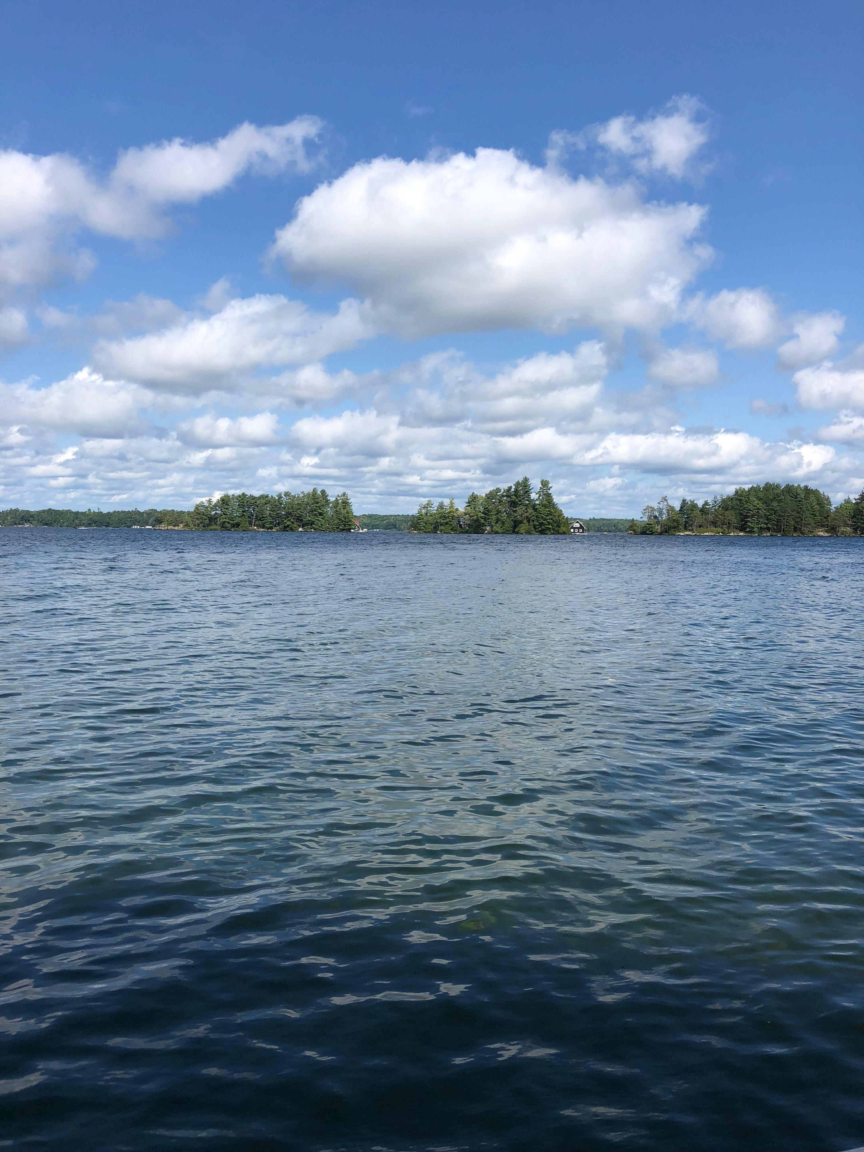 Faith hope and charity lake joseph lake beach places