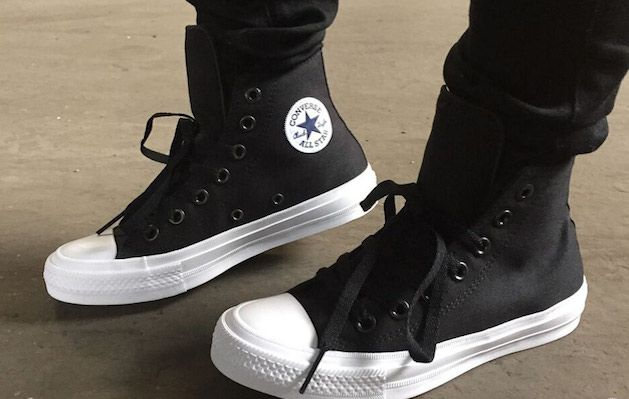 Converse | chuck taylor all star II | Converse homme ...