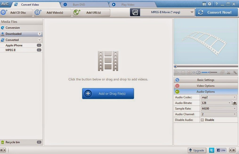 5 Best Software To Converting Audio And Video File Format Video Converter Converter Video
