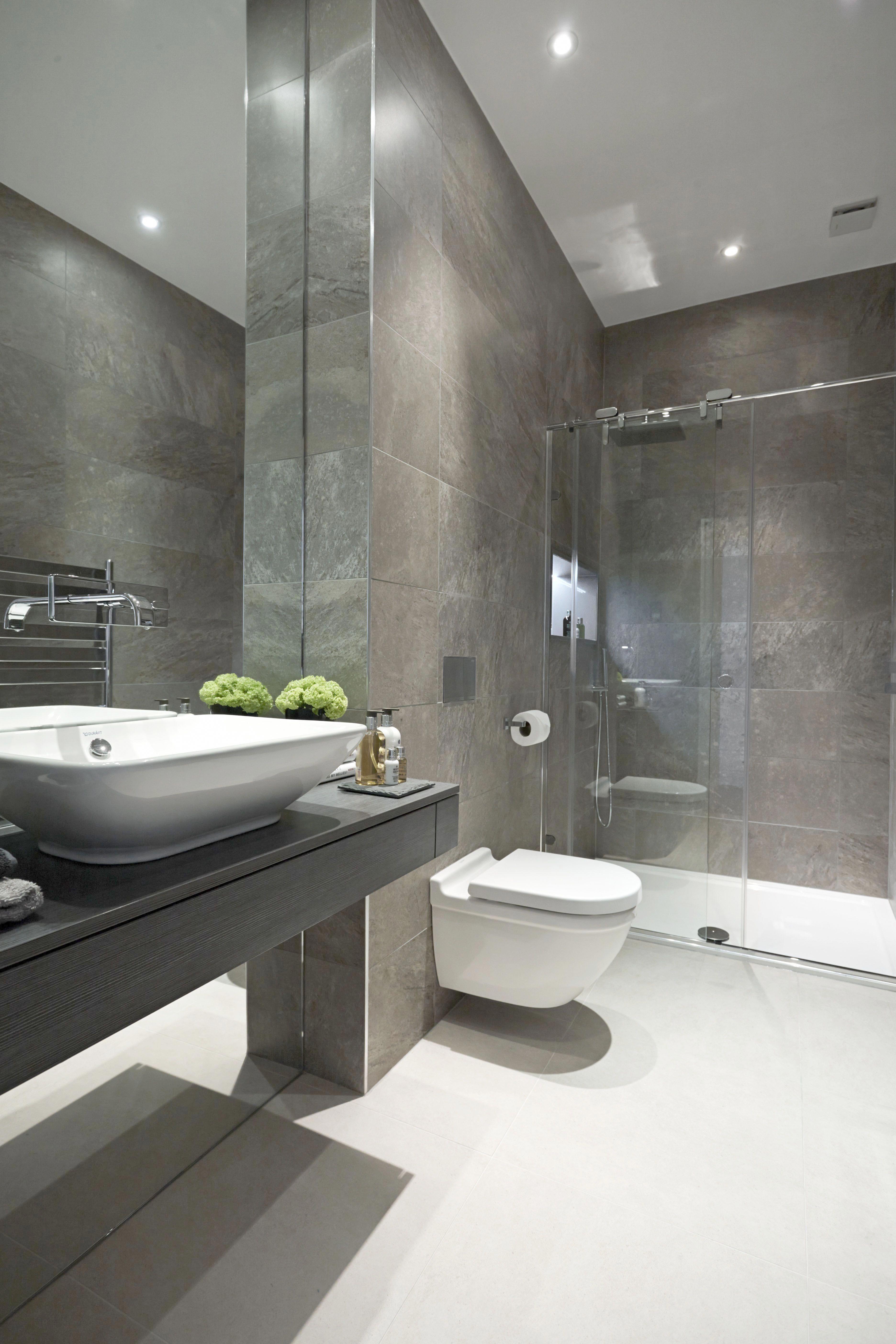 Elegant Bathroom Diseno De Banos Estilo De Bano Cuarto De Bano