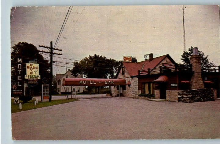 Babe And Ray S Motel Bar Just A Memory Now Door County Wisconsin Door County Sturgeon Bay