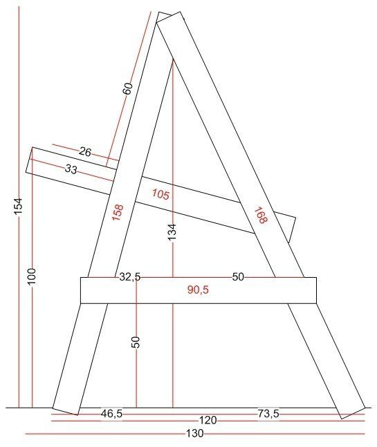 archery range diagram blueprint for the sturdy throwing target of roland zwosta  blueprint for the sturdy throwing target of roland zwosta