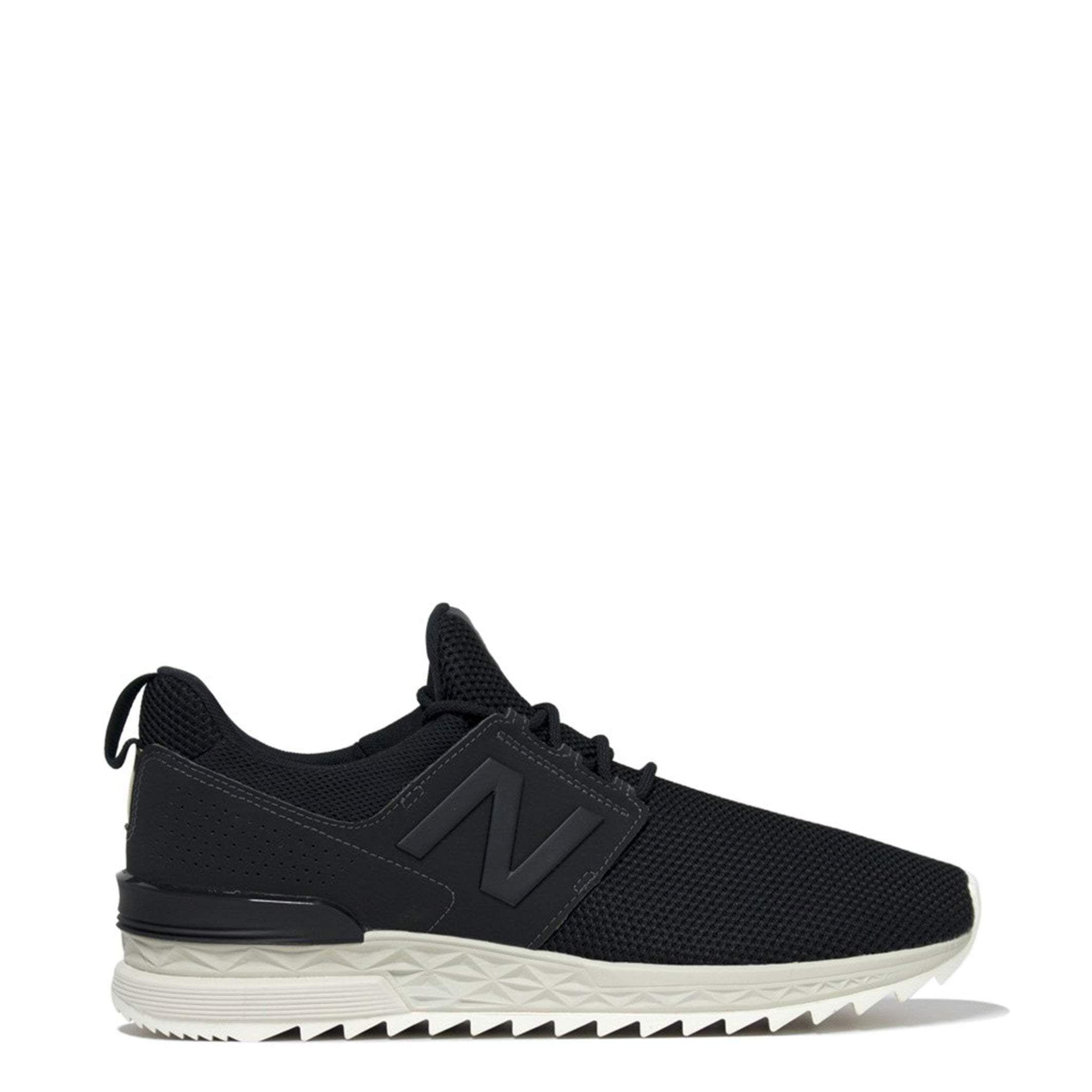 best website c78f9 58790 New Balance Men Black Sneakers. New Balance MS574 Sneakers - Black