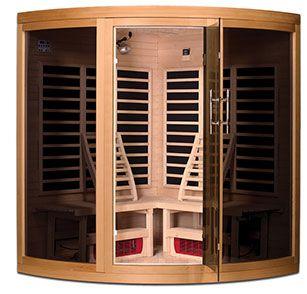 iHealth Corner Far Infrared Sauna