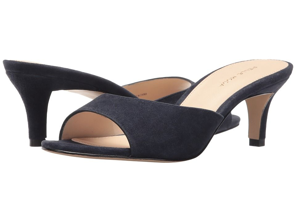 364cec2cd57 PELLE MODA PELLE MODA - BEX (MIDNIGHT SUEDE) WOMEN S 1-2 INCH HEEL SHOES.   pellemoda  shoes