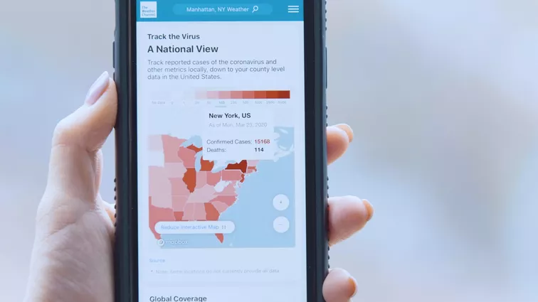 Best weather apps of 2020 in 2020 Weather channel app