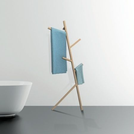 porte serviette originale - Recherche Google objets désign - porte serviette salle de bain design