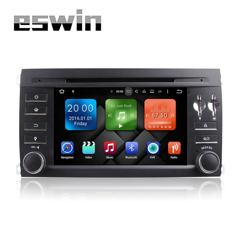 Android 6 0 1 Eight Core 32gb Flash Car Dvd Player For Porsche Cayenne 2003 2012 Support 4g Wifi Stereo Gps Bluetooth Radio Dvr With Images Car Radio Car Dvd Players Radio