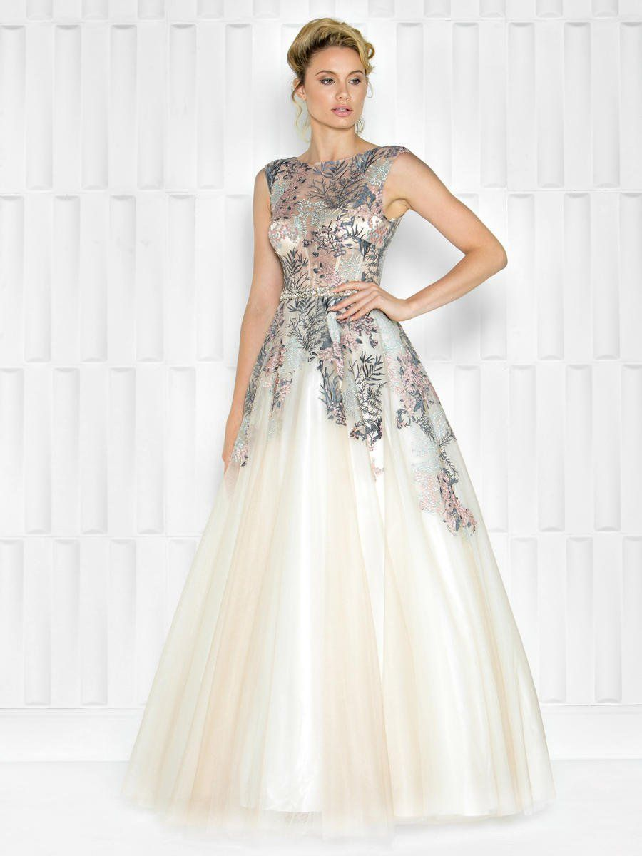 Luxe Collection T Carolyn Formal Wear Best Prom Dresses Evening