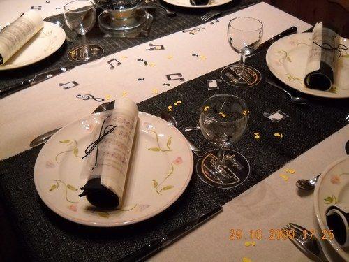 Déco Table | mariage julie | Pinterest | Animation