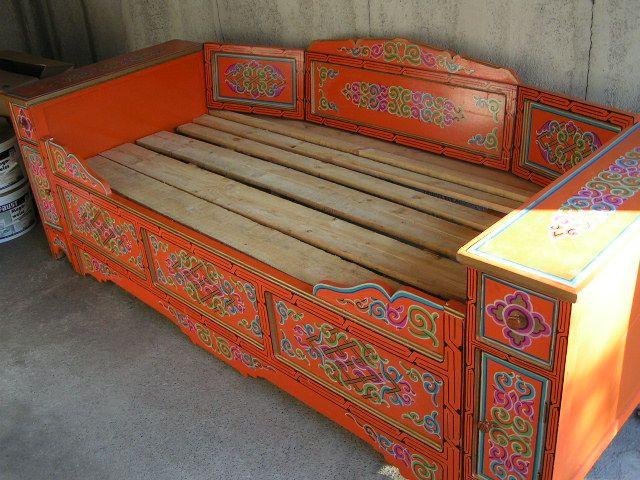 Die Mongolische Jurte (Ger) Zum Kaufen! Jurten Jurt Yurt Yourte Nomadenzelt  Pfadfinder Jurte