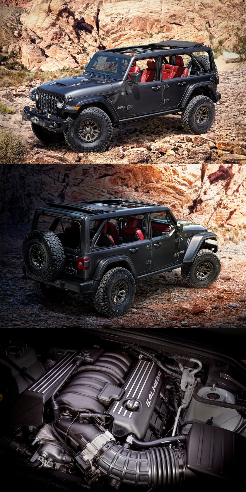 Yes Jeep Wrangler 392 V8 Will Make Production Time To Go Hunt Broncos In 2020 Jeep Wrangler Jeep Wrangler